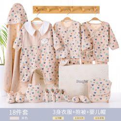 四季婴儿礼盒 丛林熊