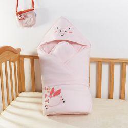 婴儿抱被 精梳棉抱被