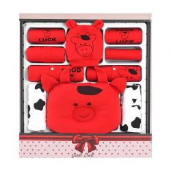婴儿礼盒 四季吉祥牛