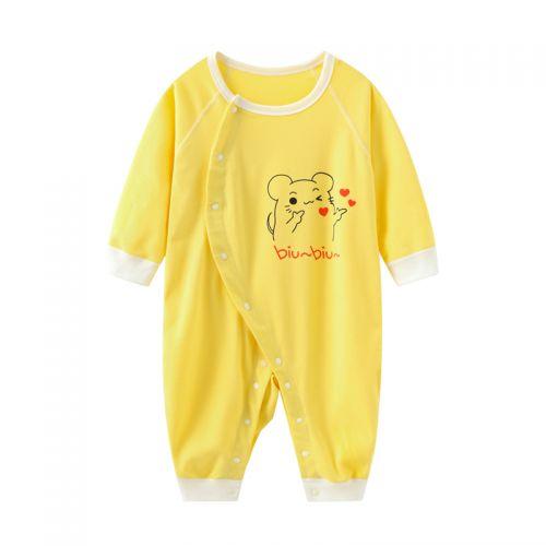 婴儿哈衣  四季哔哔鼠